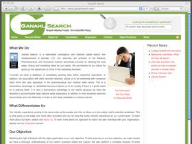 Ganahl Search